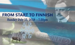 From Start to Finnish @ Brookings Quadrangle